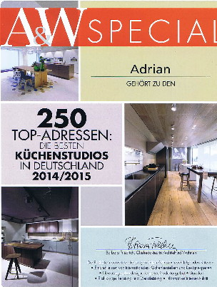 250 Top-Adressen
