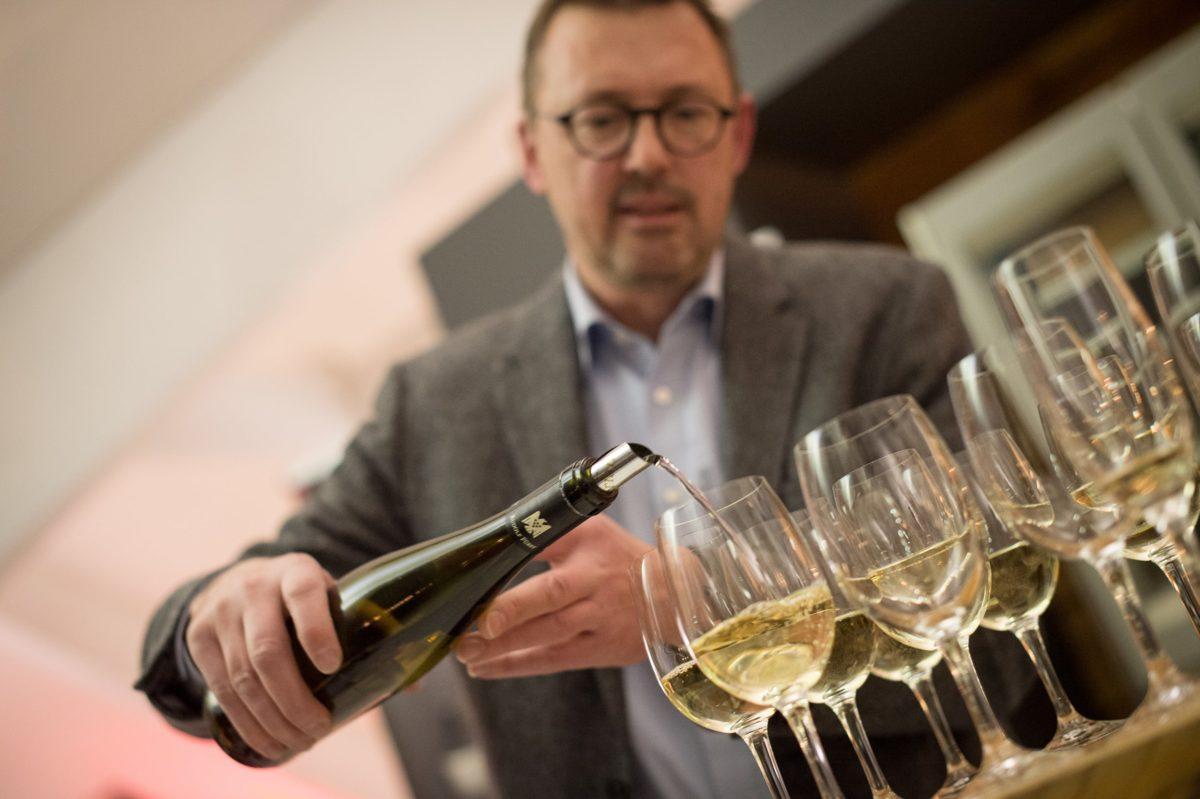 Exklusive Weinprobe mit dem Weingut Fürst