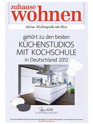 Zuhause Wohnen – 2012