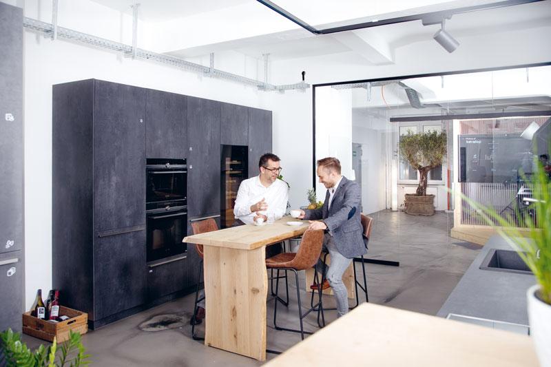In der Küche mit Ben Döll