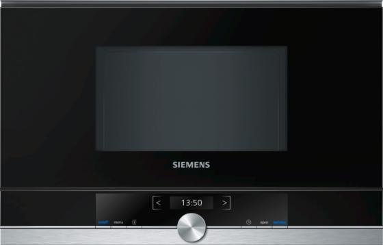 Siemens iQ700 Einbau-Mikrowelle Edelstahl