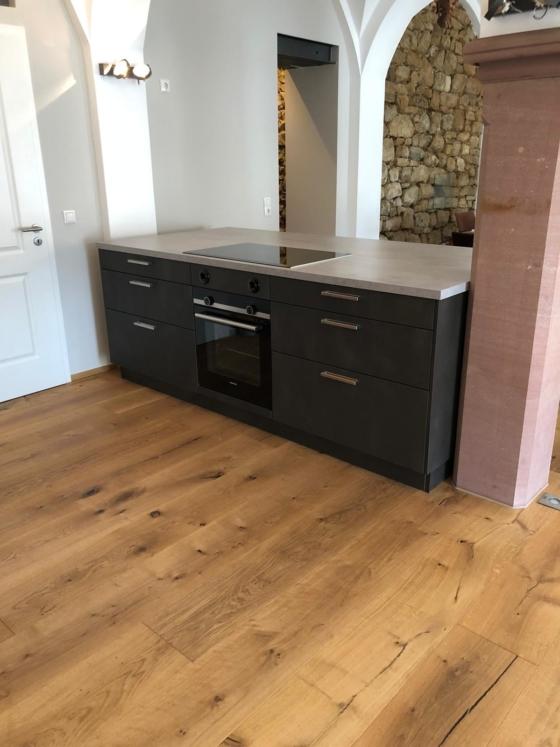 Küchenmittelblock Schüller Program Targa