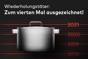 Tatort Küche: Wir sind Wiederholungstäter.